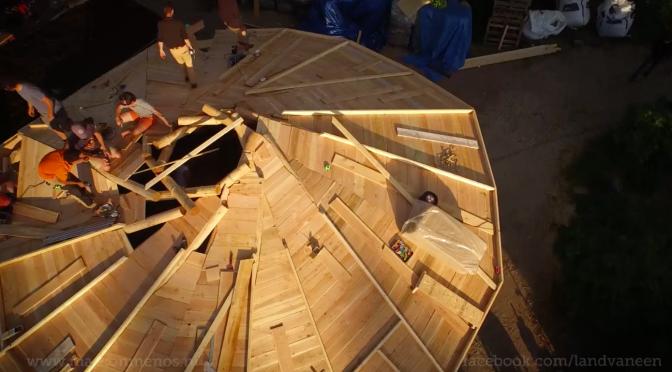 Film: Workshop eco-huis bouwen